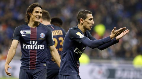 Nhan dinh PSG vs Montpellier 22h00 ngay 224 (Ligue 1 201617) hinh anh