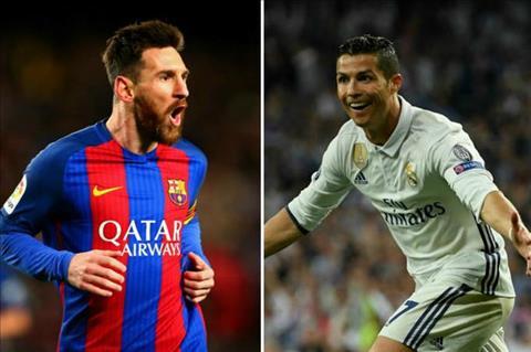 Thong ke truoc them El Clasico Messi vuot troi Ronaldo hinh anh