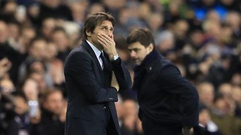 Chelsea 4-2 Tottenham Conte va noi lo hang tien dao hinh anh 2