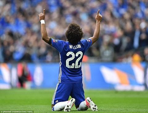 Du am Chelsea 4-2 Tottenham Su sang suot cua Conte hinh anh 2