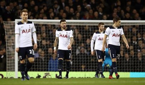 HLV Pochettino noi gi sau tran Chelsea 4-2 Tottenham hinh anh