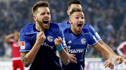 Nhan dinh Schalke vs RB Leipzig 22h30 ngay 234 (Bundesliga 201617) hinh anh