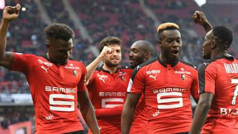 Nhan dinh StEtienne vs Rennes 22h00 ngay 234 (Ligue 1 201617) hinh anh