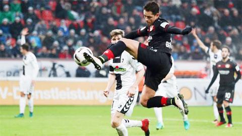 Nhan dinh Freiburg vs Leverkusen 20h30 ngay 234 (Bundesliga 201617) hinh anh
