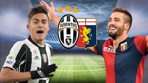 Nhan dinh Juventus vs Genoa 01h45 ngay 244 (Serie A 201617) hinh anh