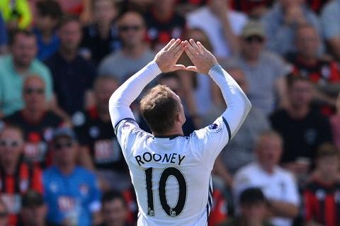 Mourinho tiet lo vi tri cua Rooney trong nhung tran cau sap toi