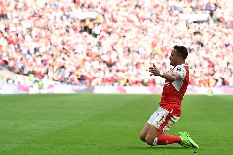 Arsenal co the mat tien dao Alexis Sanchez o He 2017 hinh anh 3