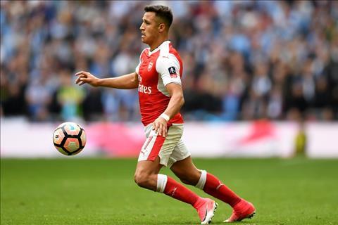Arsenal co the mat tien dao Alexis Sanchez o He 2017 hinh anh