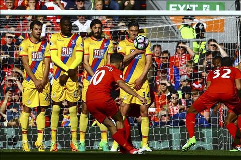 Nhung con so dac biet sau tran dau Liverpool 1-2 Crystal Palace hinh anh 2