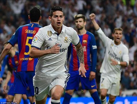 Nhung diem nhan sau tran Sieu kinh dien Real Madrid 2-3 Barca hinh anh 3