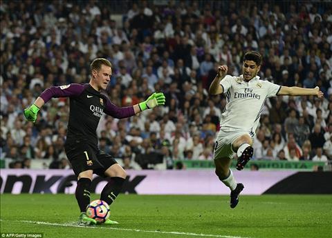 Nhung diem nhan sau tran Sieu kinh dien Real Madrid 2-3 Barca hinh anh 4