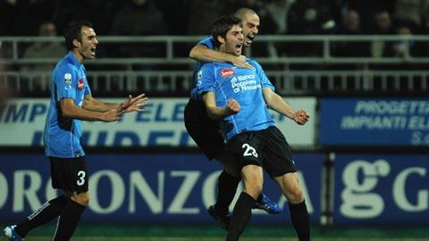 Nhan dinh Vicenza vs Novara 01h30 ngay 254 (Hang 2 Italia 201617) hinh anh