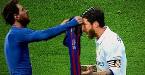 Man an mung cua Messi o El Clasico tro thanh trao luu moi tren Internet hinh anh 3