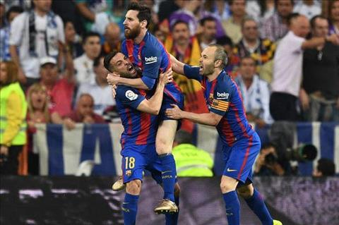 Giam doc Barca tiet lo ve tuong lai Messi va Iniesta hinh anh