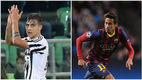 Nguoi Barca noi gi khi Neymar co the mat cho vao tay Dybala hinh anh