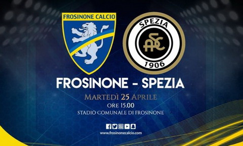 Nhan dinh Frosinone vs Spezia 20h00 ngay 254 (Serie B 201617) hinh anh