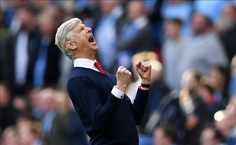Arsenal hoi sinh Khi Wenger da biet yeu cai xau hinh anh