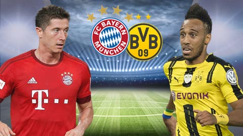 Nhan dinh Bayern Munich vs Dortmund 01h45 ngay 274 (Cup QG Duc 201617) hinh anh