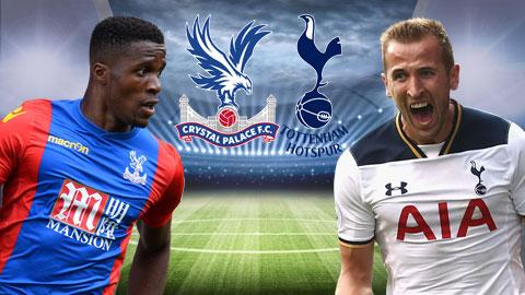 Nhan dinh Crystal Palace vs Tottenham 02h00 ngay 274 (NHA 201617) hinh anh