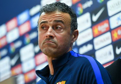Luis Enrique thua nhan Real Madrid van co loi the hon.