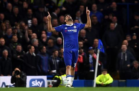 Thong ke Chelsea 4-2 Southampton Tuyet voi Diego Costa hinh anh 2