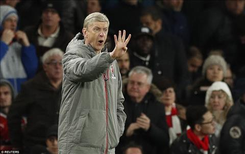 HLV Wenger Arsenal xep sau Tottenham thi da sao hinh anh 2