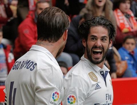 He lo ly do bat ngo khien Isco o lai Real Madrid hinh anh