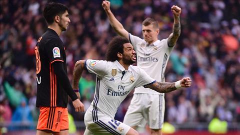 Thay gi sau tran Real Madrid 2-1 Valencia hinh anh 2