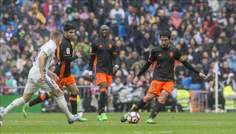 Thay gi sau tran Real Madrid 2-1 Valencia hinh anh 3