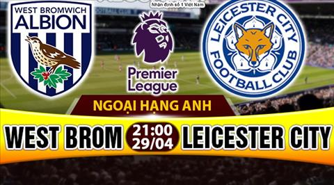 Nhan dinh West Brom vs Leicester 21h00 ngay 294 (NHA 201617) hinh anh