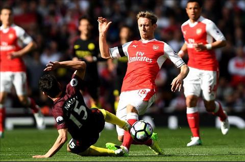 Arsenal 2-2 Man City Chi tien bo la chua du… hinh anh