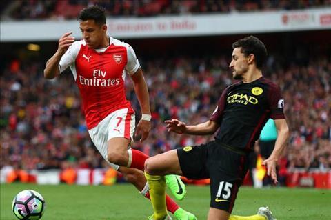Guardiola tiet lo cach bat chet Sanchez cua Arsenal hinh anh