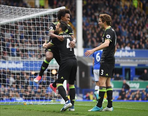 Chelsea de bep Everton Pochettino rat tot nhung Conte rat tiec hinh anh 2