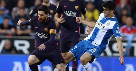 Du am Espanyol 0-3 Barcelona De La liga duoc song hinh anh