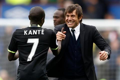 HLV Antonio Conte tiet lo ly do danh bai Everton hinh anh 2