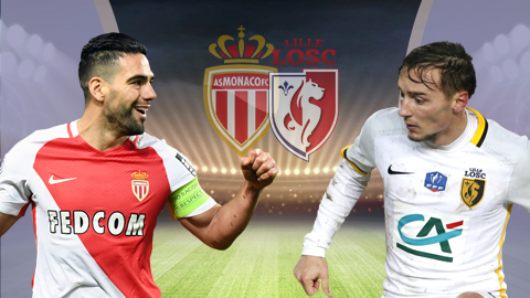 Nhan dinh Monaco vs Lille 02h00 ngay 54 (Cup quoc gia Phap 201617) hinh anh