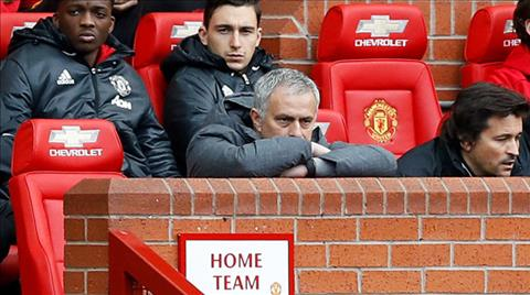 HLV Mourinho se phai danh gia lai muc tieu cua Quy do