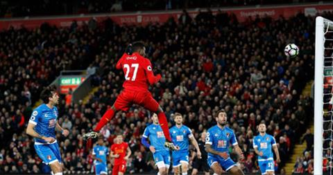 Tong hop Liverpool 2-2 Bournemouth (Vong 31 NHA 201617) hinh anh