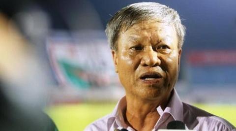 Bị phản đối vì chê thầy Park, HLV Lê Thụy Hải tố cáo mình bị mạo  hình ảnh