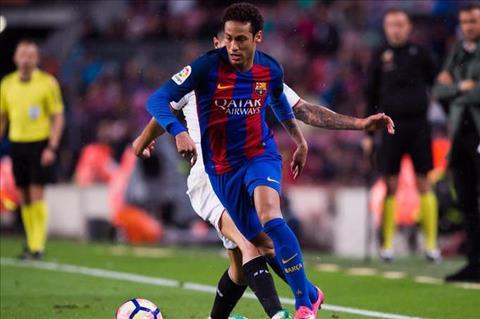 HLV Sampaoli Neymar da san sang de thay the Messi hinh anh