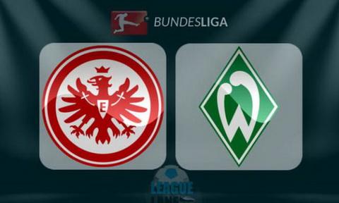Frankfurt vs Bremen 2h45 ngày 53 Cúp quốc gia Đức hình ảnh
