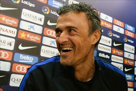 HLV Enrique hu doa Real truoc dai chien voi Atletico hinh anh