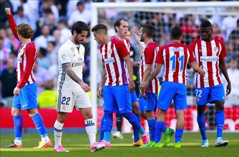Du am Real 1-1 Atletico Ngai vang chua thuoc ve ho! hinh anh 3