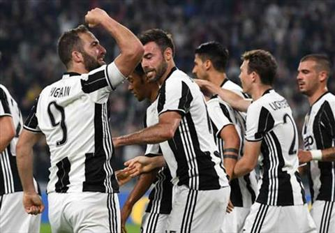 Juventus 2-0 Chievo Scudetto trong tam tay hinh anh
