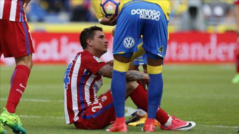 Atletico tan nat hang thu truoc dai chien Real hinh anh