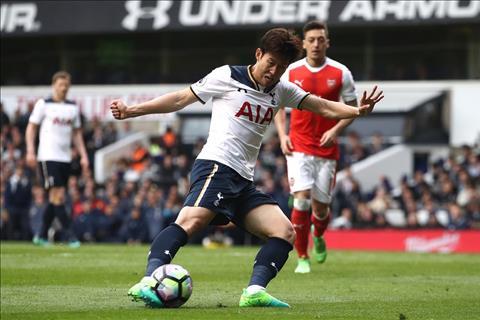Nhung diem nhan sau that bai toan dien cua Arsenal truoc Tottenham hinh anh