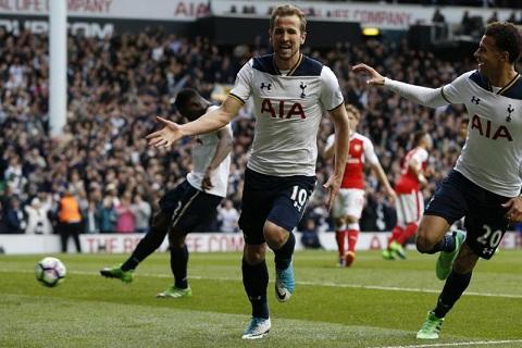 Tottenham muon 200 trieu bang cho tien dao Harry Kane hinh anh 2