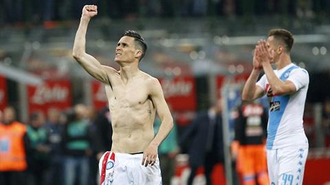 Inter Milan 0-1 Napoli Ap sat Top 2 hinh anh