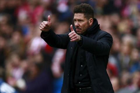 HLV Simeone tiet lo ly do gia han hop dong voi Atletico hinh anh
