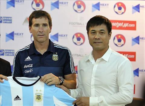 HLV U20 Argentina khong the danh van duoc ten Cong Phuong hinh anh